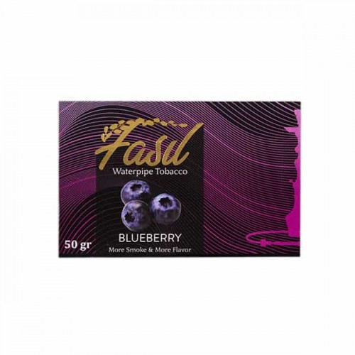 Табак Fasil Blueberry (Черника) - 50 грамм