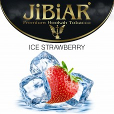 Табак Jibiar Ice Strawberry (Лед Клубника) - 100 грамм