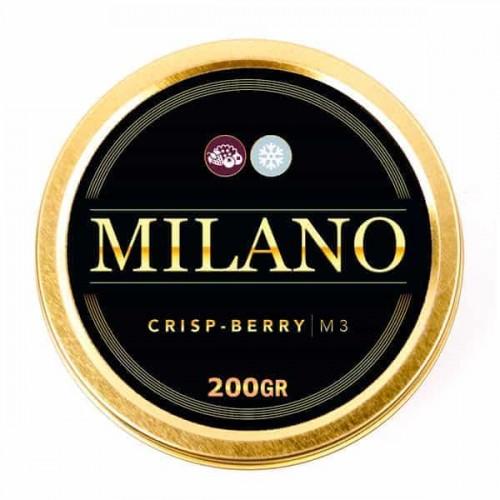 Табак Milano Crisp Berry M3 (Хрустящая Ягода) - 200 грамм