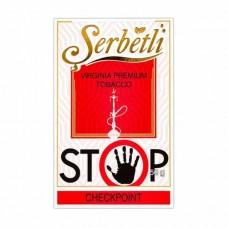 Tobacco Serbetli Checkpoint (Checkpoint) - 50 grams