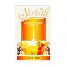 Тютюн Serbetli Juice Bar (Джус Бар) - 50 грам