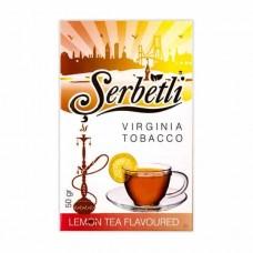 Табак Serbetli Lemon Tea (Лимонный Чай) - 50 грамм
