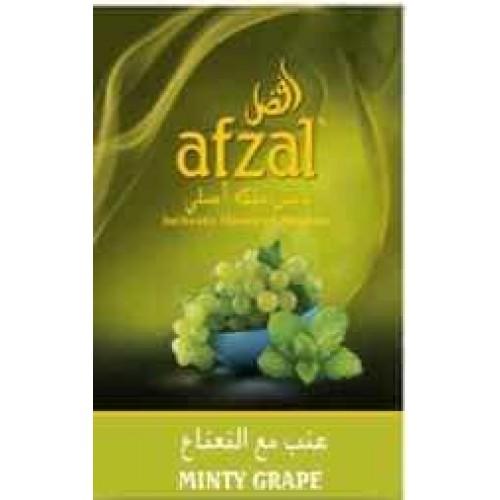 Табак Afzal Виноград с Мятой - 50 грамм