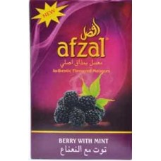 Tobacco Afzal Berries with Mint - 50 grams