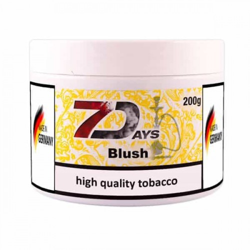 Tobacco 7Days Blush (Blush) - 200 grams