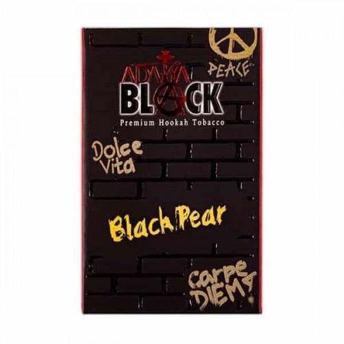 Табак Adalya Black Black Pear (Черная Груша) - 50 грамм