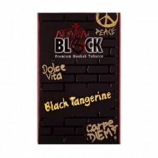 Табак Adalya Black Black Tangerine (Черный Мандарин) - 50 грамм