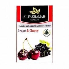 Табак Al Fakhamah Виноград Вишня - 50 грамм