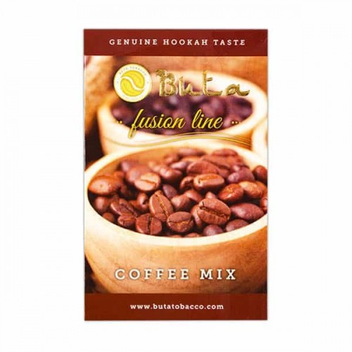 Тютюн Buta Fusion Line Coffee Mix (Кавовий Мікс) - 50 грам
