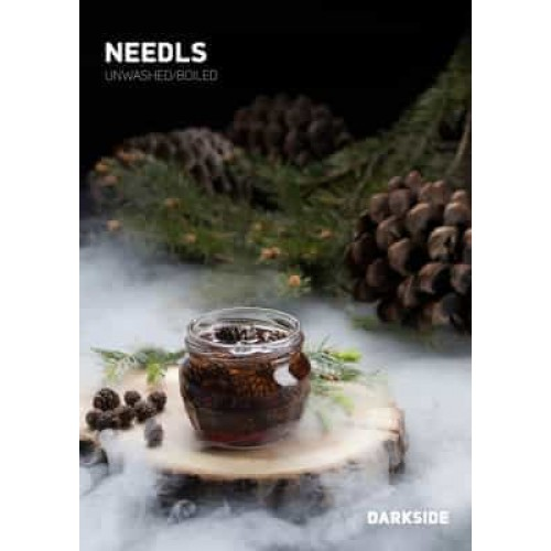Табак Darkside Soft Needls (Елка) - 100 грамм