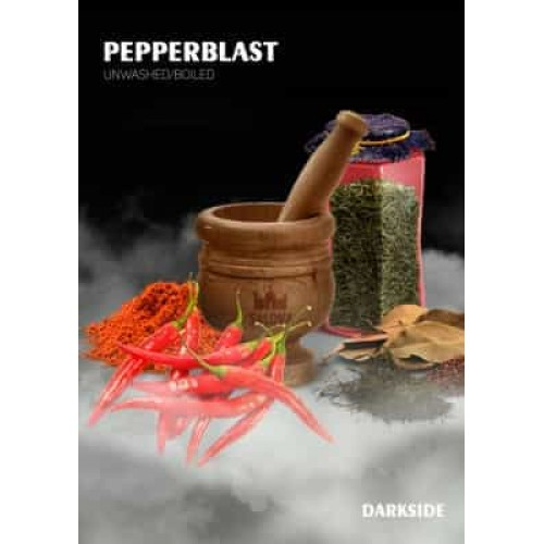 Тютюн Darkside Soft Pepperblast (Перець) - 100 грам