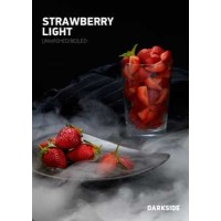 Тютюн Darkside Soft Strawberry Light (Полуниця) - 100 грам