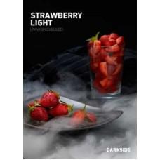 Табак Darkside Soft Strawberry Light (Клубника) - 100 грамм