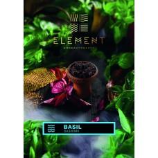 Tobacco Element Water Basil (Basil) - 100 grams