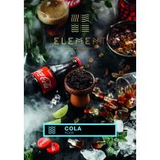 Тютюн Element Вода Cola (Кола) - 100 грам
