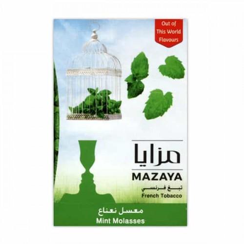 Табак Mazaya Mint (Мята) - 50 грамм