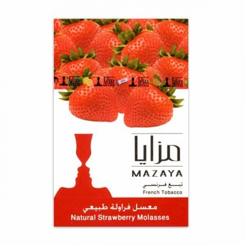 Табак Mazaya Starwberry (Клубника) - 50 грамм
