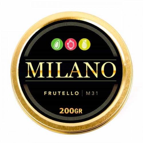 Тютюн Milano Frutello M31 (Фруктовий Мікс) - 200 грам