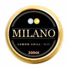 Табак Milano Lemon Chill M29 (Лимон Лед) - 200 грамм