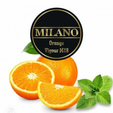 Табак Milano Orange Vigour M18 (Апельсин Мята) - 500 грамм