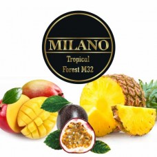 Тютюн Milano Tropical Forest M32 (Тропічний Ліс) - 500 грам