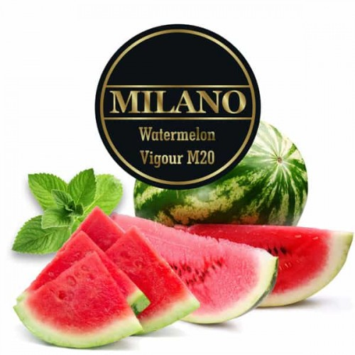 Табак Milano Watermelon Vigour M20 (Арбуз) - 100 грамм