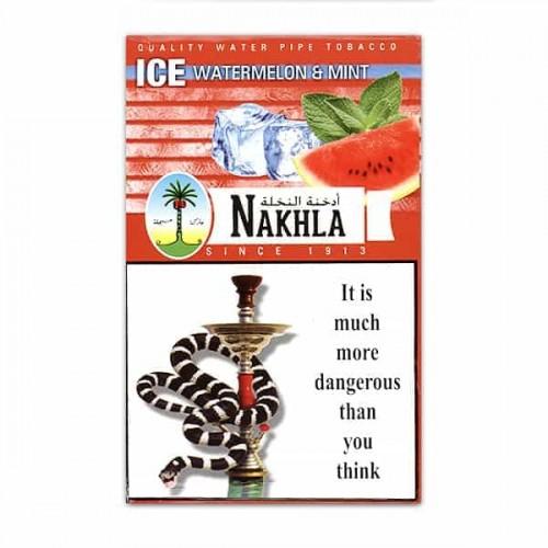 Тютюн Nakhla Classic Ice Watermelon Mint (Лід Кавун М'ята) - 250 грам