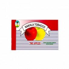 Табак Nakhla Classic Two Apple (Двойное Яблоко) - 50 грамм