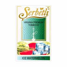 Табак Serbetli Ice Watermelon (Лед Арбуз) - 50 грамм
