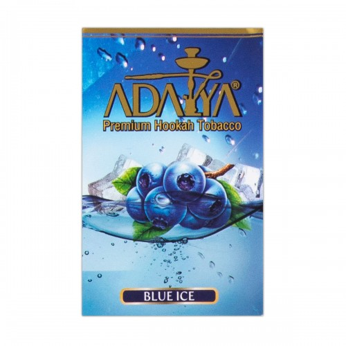 Tobacco Adalya Blue Ice - 50 grams