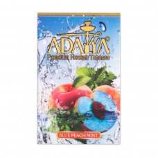 Tobacco Adalya Blue Peach Mint (Blue Peach Mint) - 50 grams