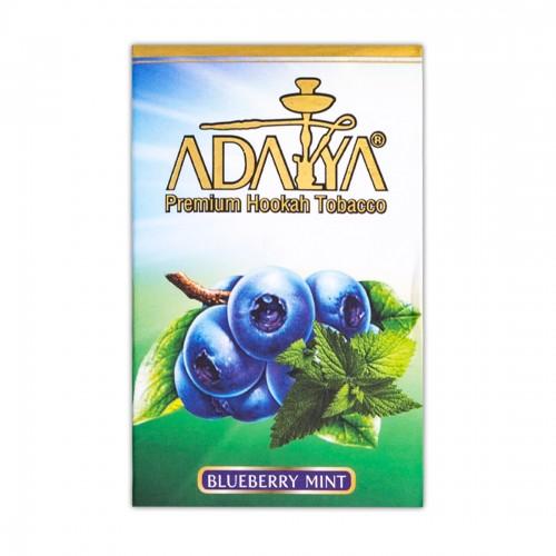 Тютюн Adalya Blueberry Mint (Чорниця М'ята) - 50 грам