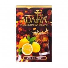 Tobacco Adalya Cola Lemon (Cola Lemon) - 50 grams