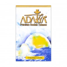 Тютюн Adalya Eskimo Leon (Лимонне Ескімо) - 50 грам