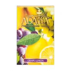 Табак Adalya Grape Lemon (Виноград Лимон) - 50 грамм