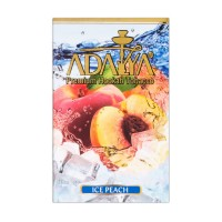 Tobacco Adalya Ice Peach (Ice Peach) - 50 grams