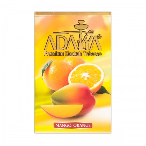Tobacco Adalya Mango Orange (Mango Orange) - 50 grams