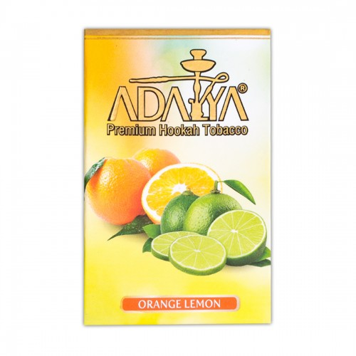 Табак Adalya Orange Lemon (Апельсин Лимон) - 50 грамм