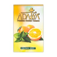 Табак Adalya Orange Mint (Апельсин Мята) - 50 грамм