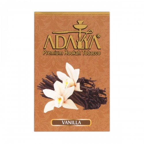 Табак Adalya Vanilla (Ваниль) - 50 грамм
