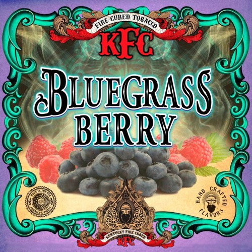 Табак Alchemist Blend KFC Bluegrass Berry (Блюграсс Берри) - 200 грамм