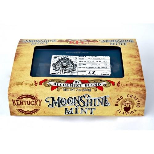 Табак Alchemist Blend KFC Moonshine Mint (Самогон Мяты) - 200 грамм