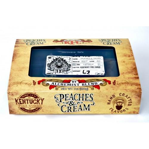Табак Alchemist Blend KFC Peaches Cream (Персиковый Крем) - 200 грамм