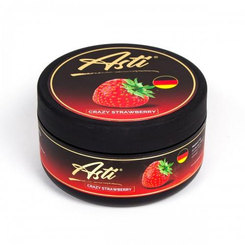 Табак Asti Crazy Strawberry (Сумасшедшая Клубника) - 100 грамм