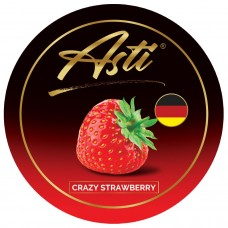 Tobacco Asti Crazy Strawberry - 100 grams