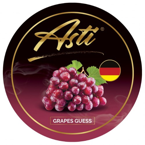 Табак Asti Grape Guess (Красный Виноград) - 100 грамм