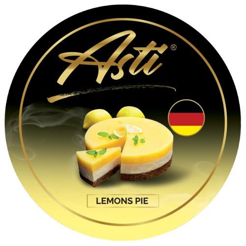 Табак Asti Lemons Pie (Лимонный Пирог) - 100 грамм