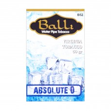 Tobacco Balli Absolute 0 (Absolute 0) - 50 grams