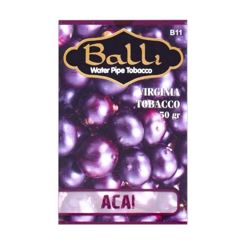 Табак Balli Acai (Асаи) - 50 грамм