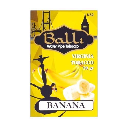 Табак Balli Banana (Банан) - 50 грамм